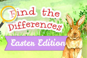 Find the Differences: Easter Edition